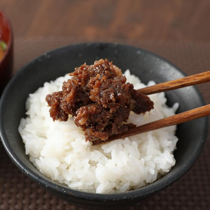 【ふるさと納税】B01501 黒毛和牛珍味・三田米セット