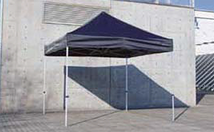【ふるさと納税】かんたんテントR3 KA6W(3m×3m)【キャンプ・行楽用品】
