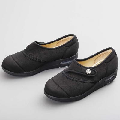 【ふるさと納税】彩彩ちりめんW1100:ブラック 【ファッション・靴・シューズ】