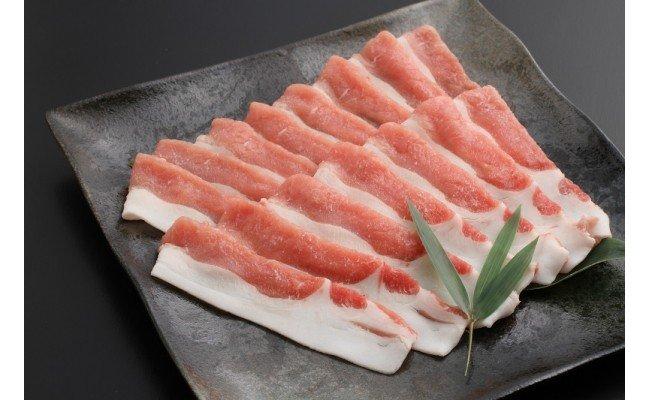 【ふるさと納税】家族団らん 金猪豚 ロース食べ比べ