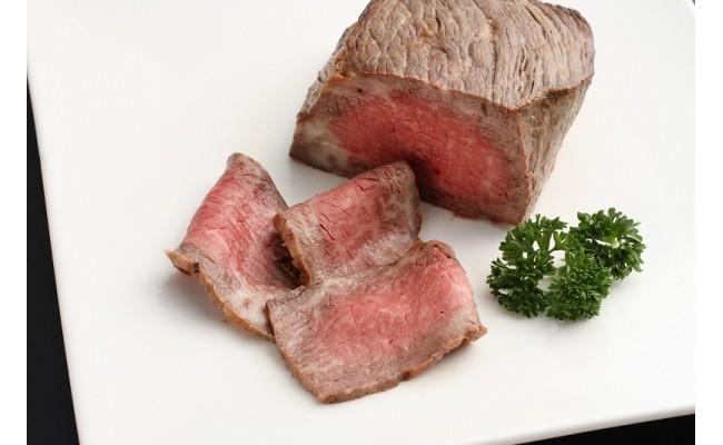 【ふるさと納税】淡路ビーフ(神戸ビーフ)A4ランク モモ ローストビーフ 約1kg