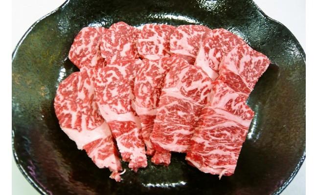 【ふるさと納税】淡路牛(交雑牛)焼肉用 ロース 1kg