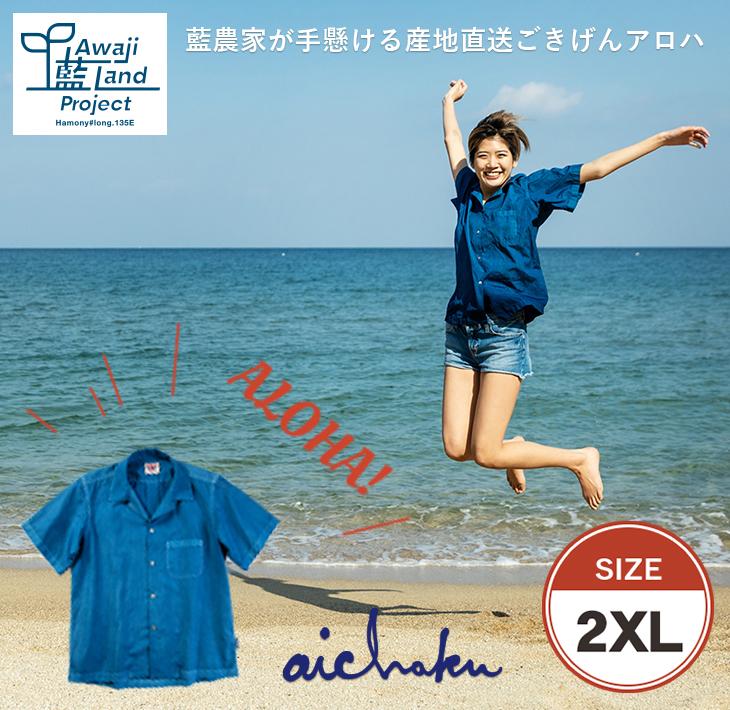 【ふるさと納税】aichaku ALOHA【2XLサイズ】