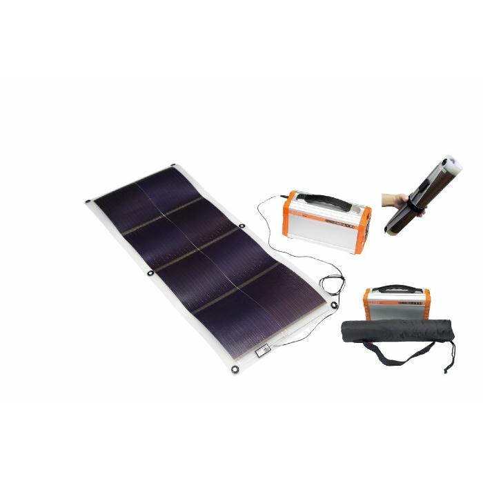 【ふるさと納税】AG11 16Wモバイルソーラー防水セット