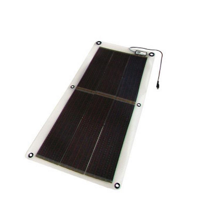 【ふるさと納税】31-P24 ソーラー発電シートとバッテリーのセット