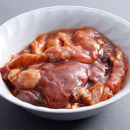 【ふるさと納税】国産牛ホルモンミックス(タレ付) 【牛肉/ホルモン・惣菜】