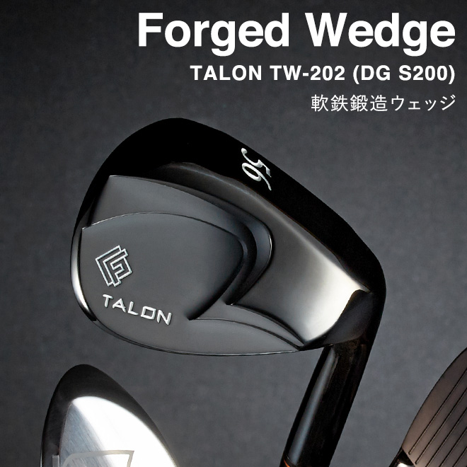 【ふるさと納税】095BE06N.FG.TALONウェッジ TW-202 ロフト選択(DG S200)