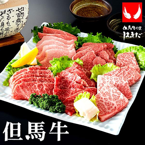 【ふるさと納税】HA-05 但馬牛焼き肉セット 500g