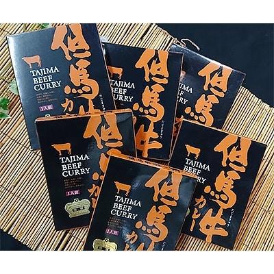 【楽天市場】【ふるさと納税】但馬牛カレー(200g)×6個セットの通販</title