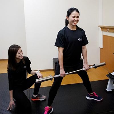 スタイルアップを目指す女性の為の「美尻パーソナルトレーニングコース」です。 【ふるさと納税】美尻トレーニングコース(90分times;4回)【1122786】
