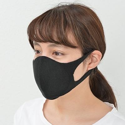 新しい生活様式 人にも地球にも優しいマスク 予約販売品 敏感肌 繊細肌専用 高級シルク無縫製3D立体Agマスク 即納最大半額 ふるさと納税 シルクマスク立体 1枚 4330-7520-01 ブラック 3DAg 1133346 L