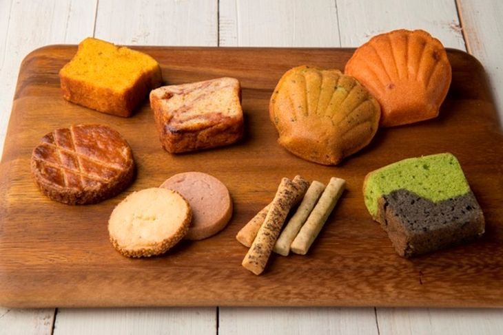 海外並行輸入正規品 ふるさと納税 物品 お野菜の焼き菓子ギフト19種 奈良県産小麦粉使用