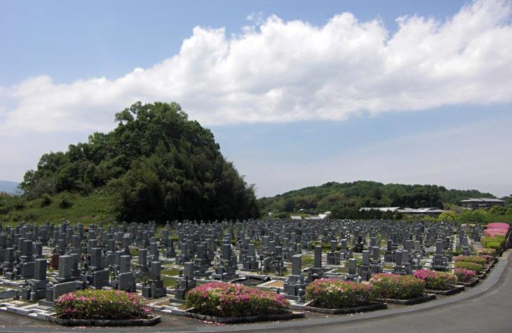 【ふるさと納税】墓地の清掃作業