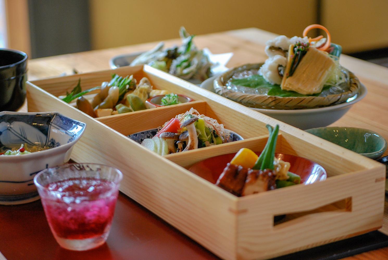 【ふるさと納税】大和五條 野菜のレストラン 五條源兵衛ディナー2名様分