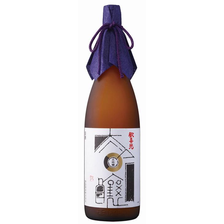 【ふるさと納税】【奈良の地酒】歓喜光 大吟醸(1800ml)
