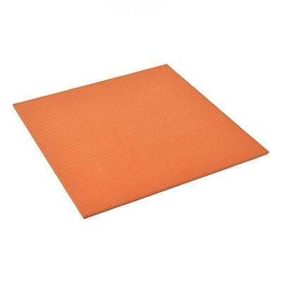 【ふるさと納税】コットンフロア畳siesta(オレンジ)萱野織物株式会社【1101014】