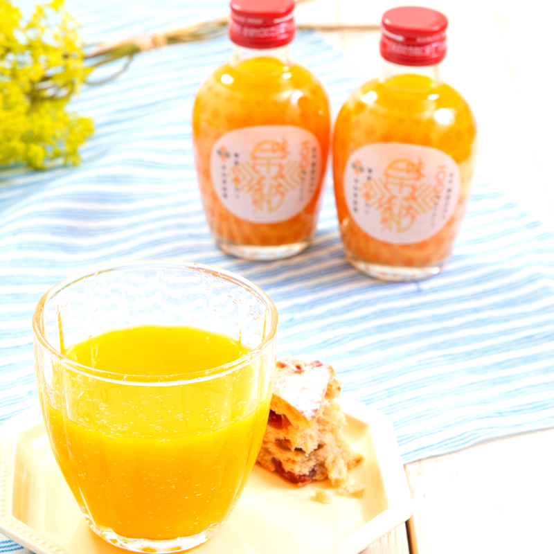 【ふるさと納税】有田みかんジュース「味まろしぼり」20本セット