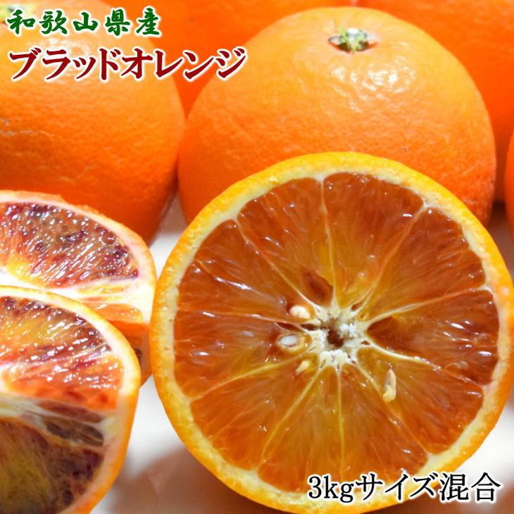 ふるさと納税 希少 高級柑橘 国産濃厚ブラッドオレンジ 年間定番 タロッコ種 約3kg※2022年4月中旬~4月下旬頃順次発送予定 クリアランスsale!期間限定!
