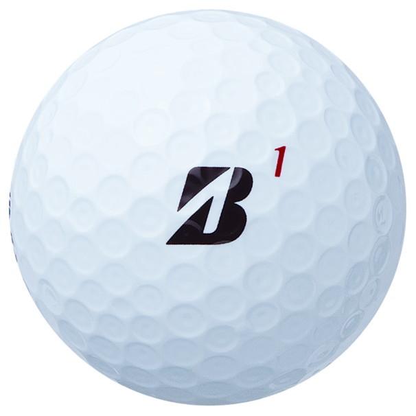 【ふるさと納税】ゴルフボールTOUR B X(ツアービーエックス)ホワイト