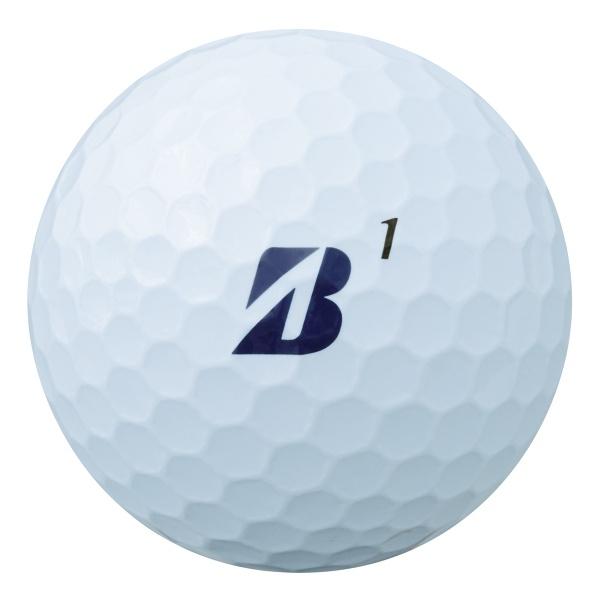 【ふるさと納税】ゴルフボールTOUR B JGR(ツアービージェイジーアール)ホワイト