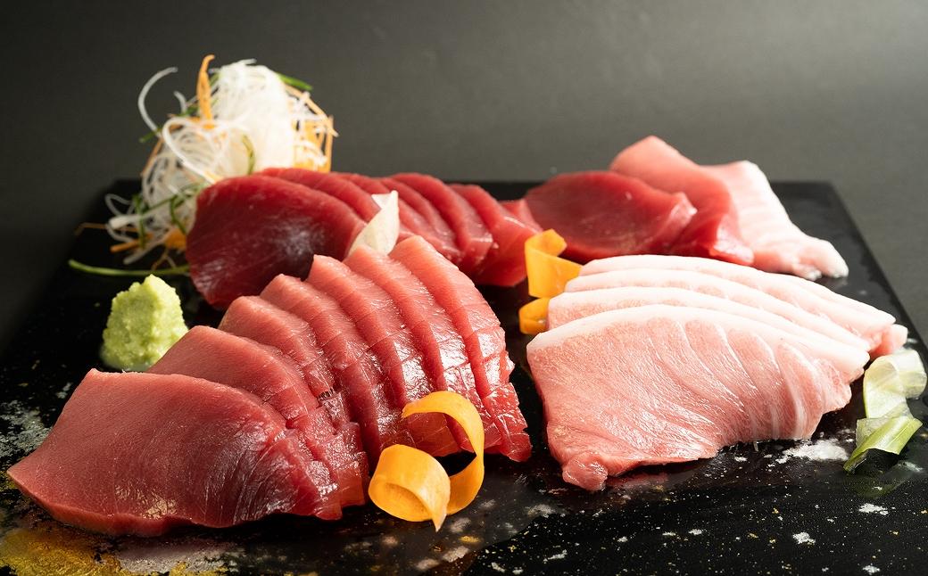 お気に入 もちっと濃厚な味わいの赤身と 脂ののった高級部位のトロをセットで ふるさと納税 本マグロ 養殖 トロ セット 1350g 今季も再入荷 赤身