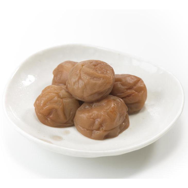 【ふるさと納税】紀州南高梅使用 いちご風味完熟梅干し 800g