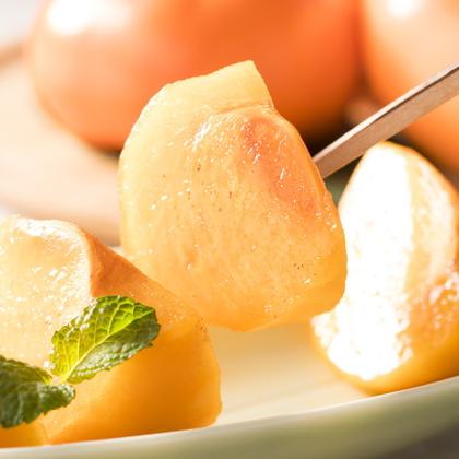 大人気の和歌山の平たね種なし柿。とっても甘い秋の味覚です。 【ふるさと納税】【秋の美味】和歌山の濃厚平たねなし柿 約7.5kg (ご家庭用) ※2021年10月上旬頃よりお届け