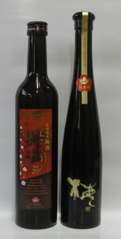 【ふるさと納税】鳥取県の美味しい酒 梅酒 2本セット