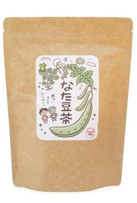 【ふるさと納税】169 たにがみ農園のなた豆茶(3袋セット)