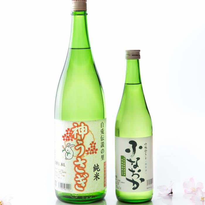 【ふるさと納税】Y064 純米酒 神うさぎ 純米酒 ふなおか
