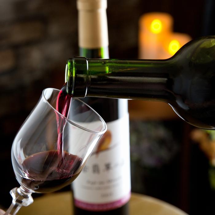 【ふるさと納税】Y067 ふるさとの赤ワイン 2本セット