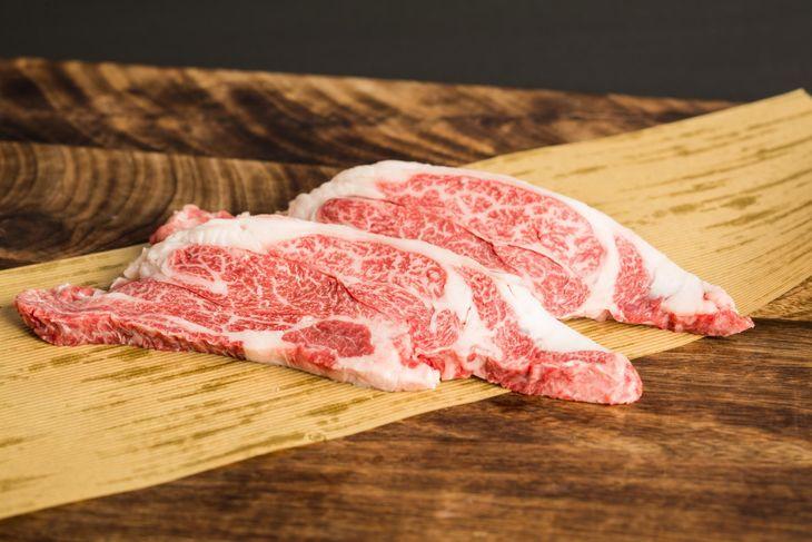【ふるさと納税】鳥取和牛 肩ロースステーキ