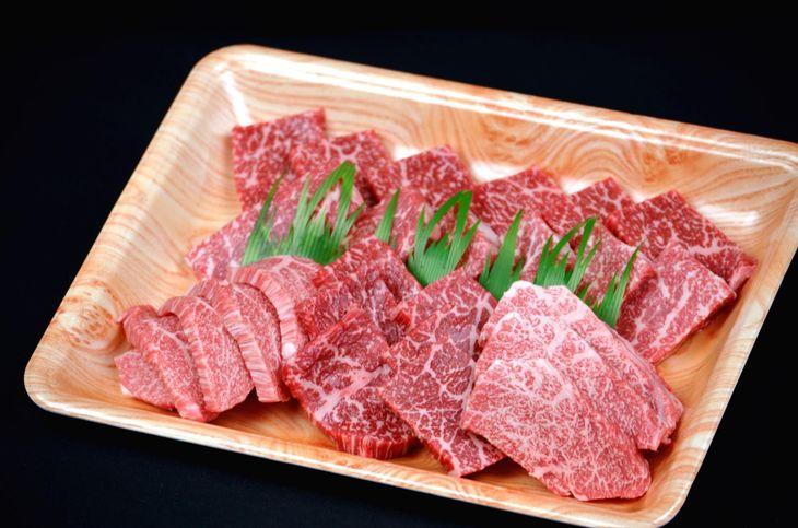 【ふるさと納税】鳥取和牛 焼肉用特上赤身肉(大)