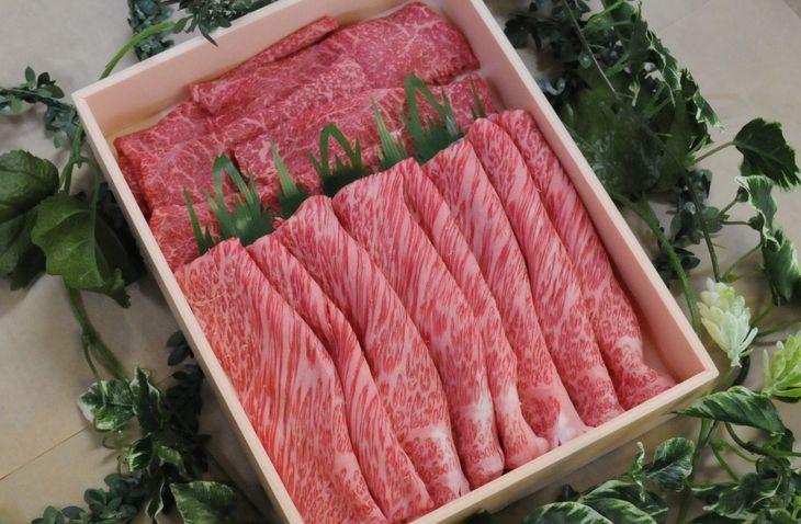 【ふるさと納税】鳥取和牛 特上すき焼き用セット