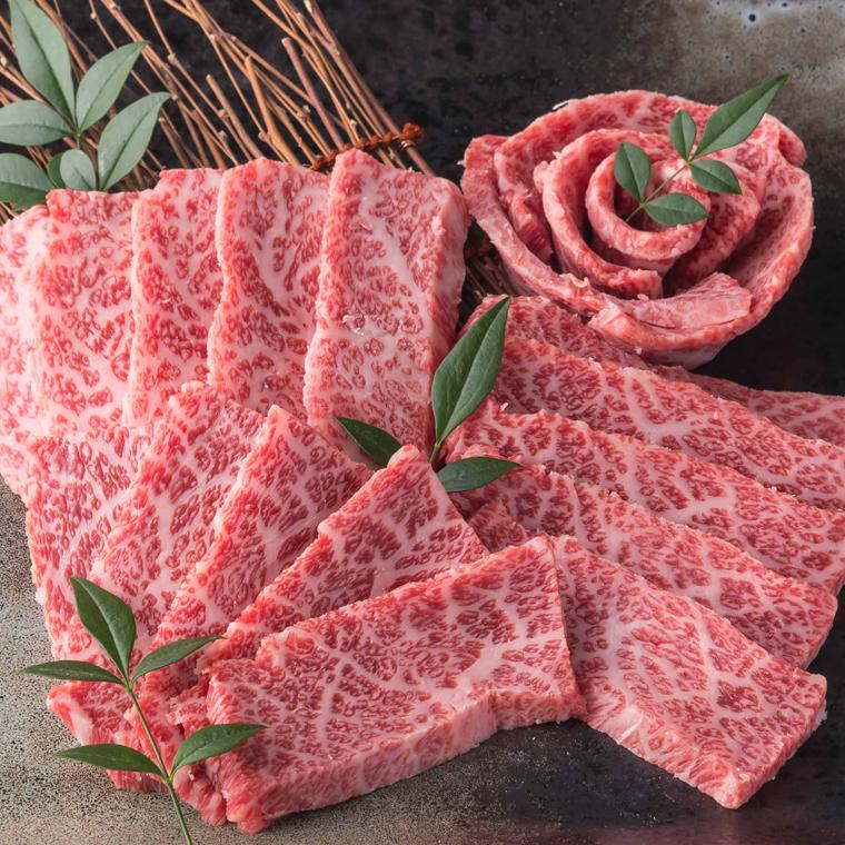 600g 【ふるさと納税】KA02:恩田さくら和牛焼肉用