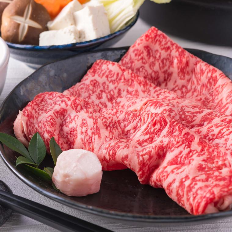 【ふるさと納税】KA11:鳥取県産和牛ロースすき焼き用 600g