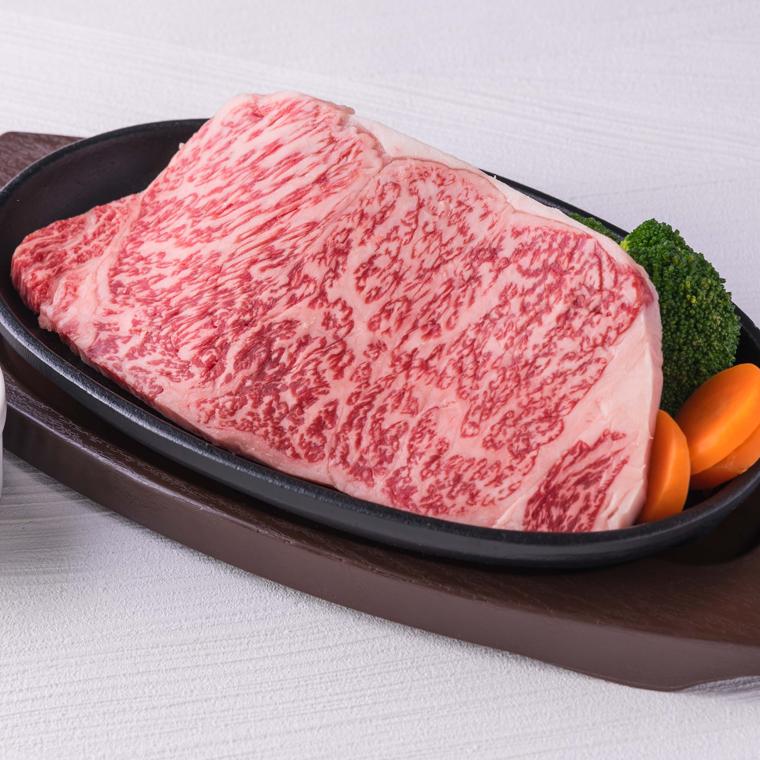 【ふるさと納税】KA12:鳥取県産和牛ロースステーキ 180g×2枚