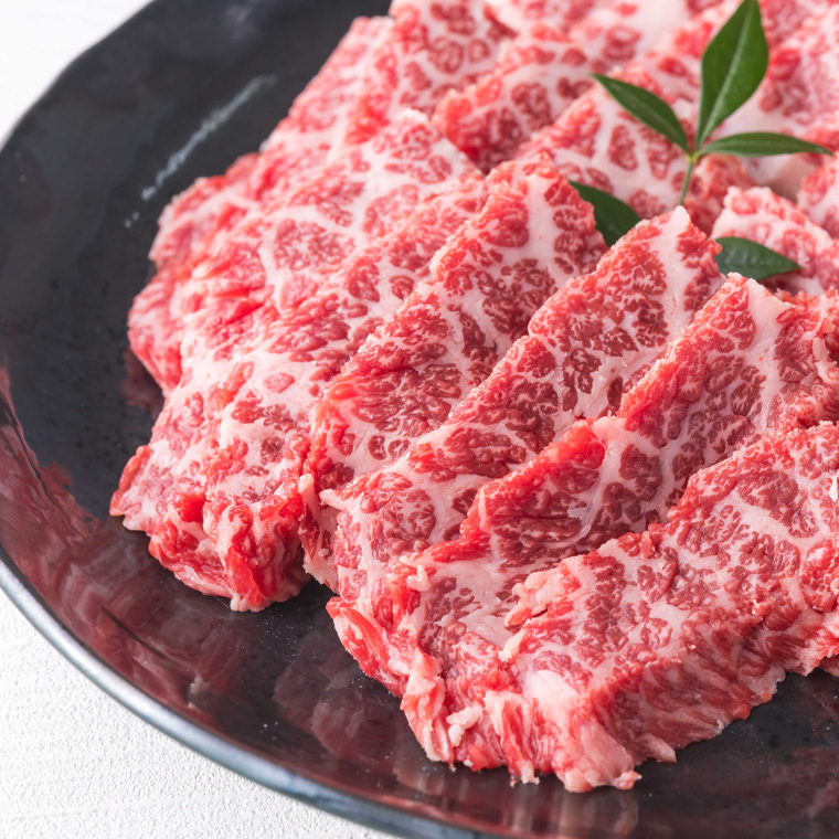 【ふるさと納税】KA09:鳥取県産牛焼肉セット 800g