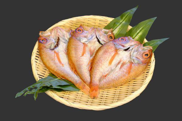 早割クーポン とろける旨みと上質な甘い脂 魚介類 魚貝類 962.のどぐろ一夜干し200g~240g 3枚 ふるさと納税 出群