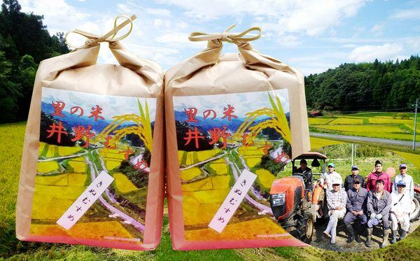 長寿の里より思いを込めて育てたお米 ふるさと納税 601. 令和3年新米予約 10kg 里の米 新作多数 きぬむすめ 井野むすめ ランキングTOP10
