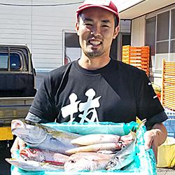 日本海の旬をお楽しみください 魚介類 魚貝類 世界の人気ブランド 海の幸 855.浜田のプレミアム鮮魚~この男シリーズ~ ふるさと納税 激安☆超特価