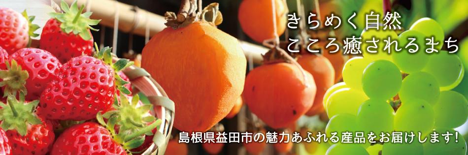 島根県益田市:ふるさと納税 島根県 益田市 きらめく自然、こころ癒されるまち