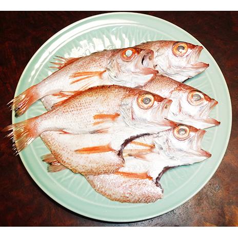 【ふるさと納税】島根特産・海と山の幸のコラボ!《のどぐろ塩糀漬け》 【魚貝類/のどぐろ・シーフード・セット】