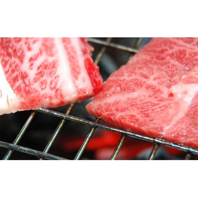 【ふるさと納税】【とろける美味しさ】石見和牛 ロース焼肉用 550g 【牛肉・お肉】