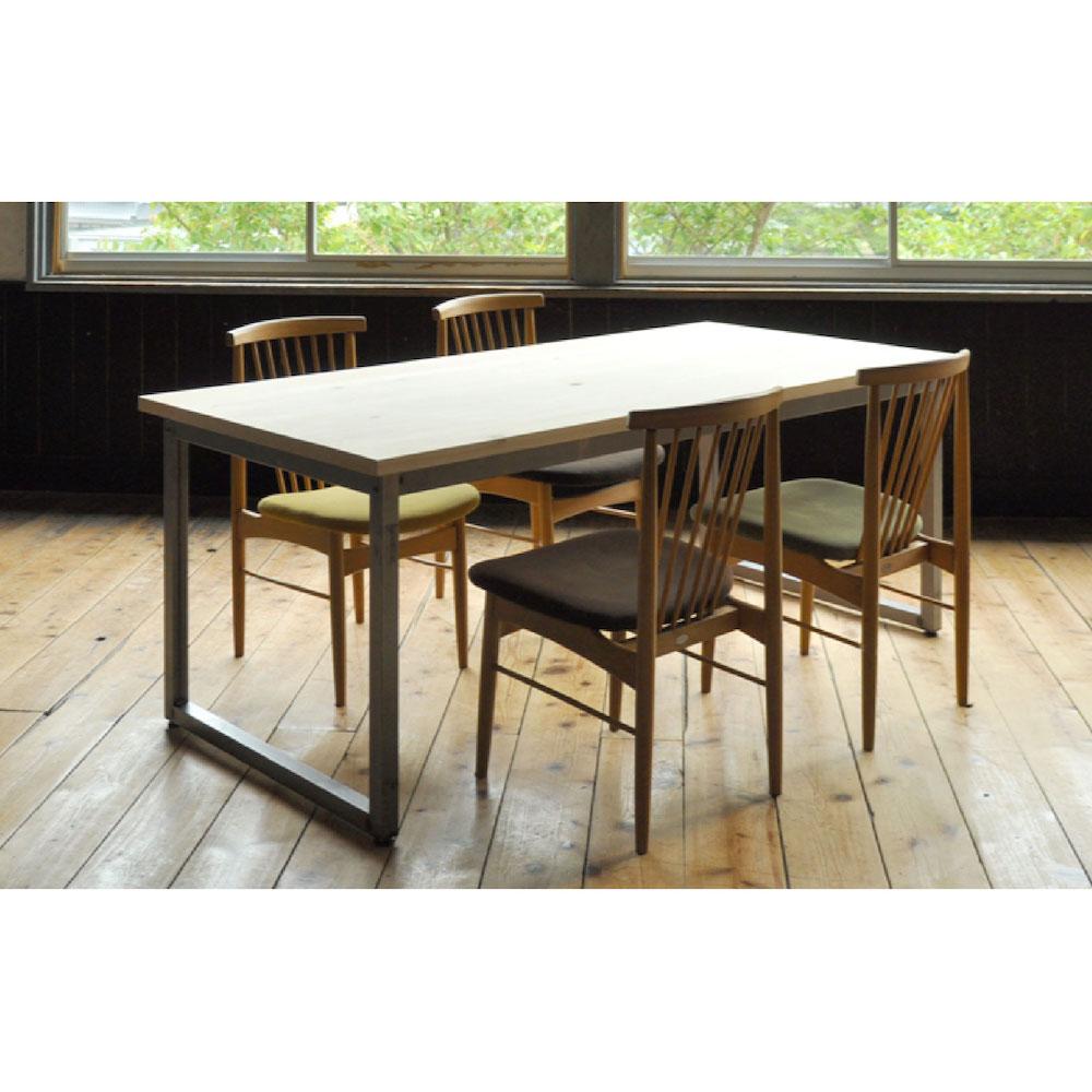 【ふるさと納税】フローリングテーブル(W180×D85×H71.5cm), アルファーオート:c94a283f --- vidaperpetua.com.br