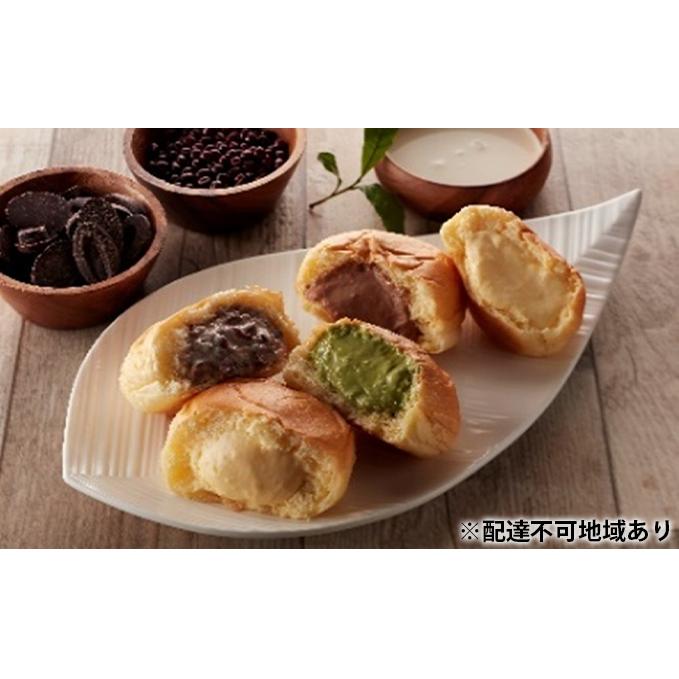 広島県三原市 お求めやすく価格改定 期間限定で特別価格 ふるさと納税 八天堂 サクッとふんわり プレミアムフローズンメロンパン メロンパン パン スイーツ 配達不可:離島 クリームパン