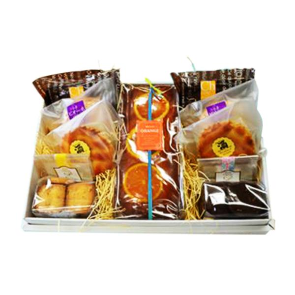 【ふるさと納税】RK1 築百年の蔵で作るお菓子セット【1P】