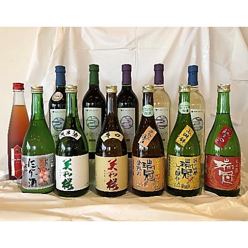 【ふるさと納税】RA501 厳選みよしの酒セットB 12本セット【5P】, オトワチョウ 1eb1cbed
