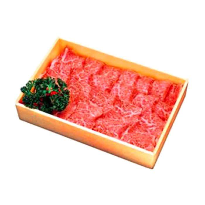 【ふるさと納税】RB152 広島牛カルビ(焼き肉用)【1.5P】