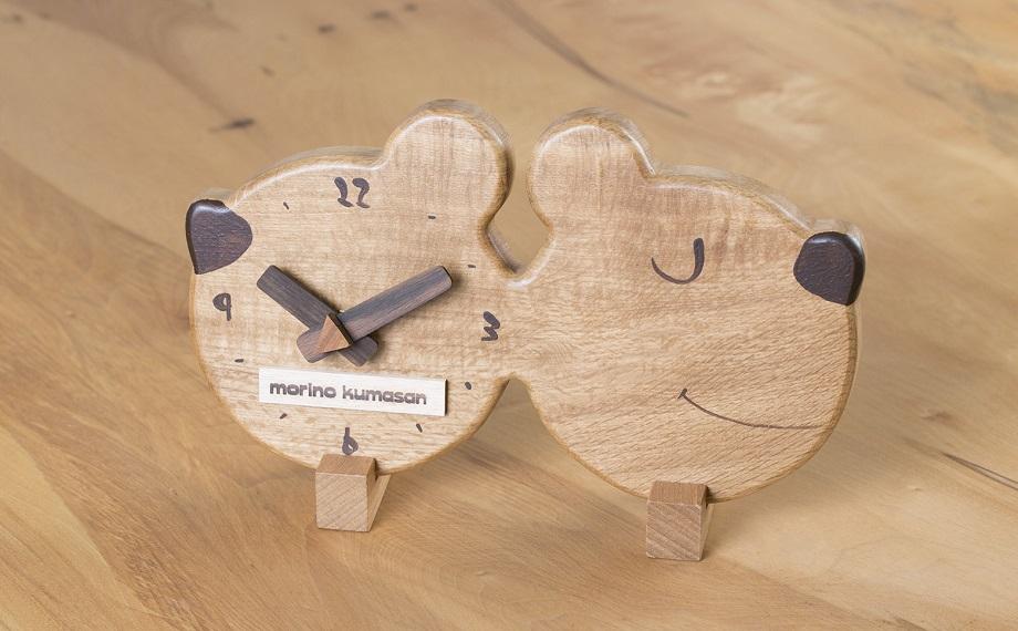 【ふるさと納税】040-019 木製時計